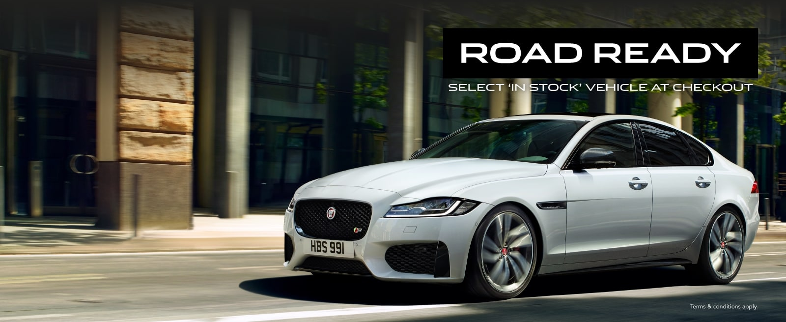Jaguar Road Ready - Available In Two Weeks
