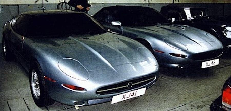 Jaguar XJ41 XJ42